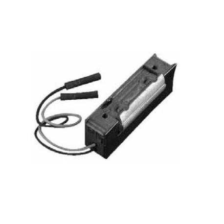 Elektrozaczep do drewna, metalu i PCV