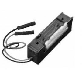 Elektrozaczep z dźwignią odblokowującą i pamięcią 24V