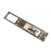 GEZE Płyta montażowa TS 4000/5000 brązowa