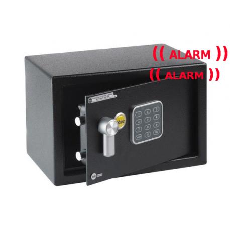 Sejf domowy YEC/250/DB1 z alarmem