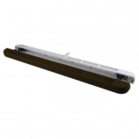 Nawiewnik okienny 1250F VENT regulowany ręcznie, biało-brązowy