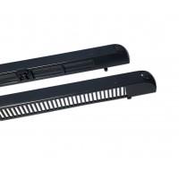 Nawiewnik okienny 1250F VENT regulowany ręcznie, antracyt