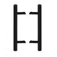 Uchwyt dwustronny PA45 X-800 L-1000 aluminiowy, czarny