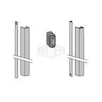 Pręty z osłonami DORMA PHX 04 (drzwi o wysokości max 2270mm)