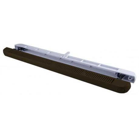 Nawiewnik okienny 2500F VENT biało-brązowy