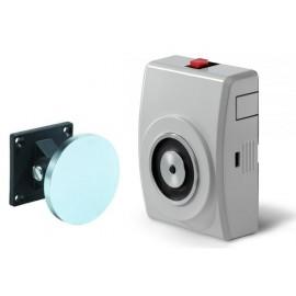 ASSA ABLOY GTR Elektromagnetyczny trzymacz drzwi ppoż. 24V DC, 400N