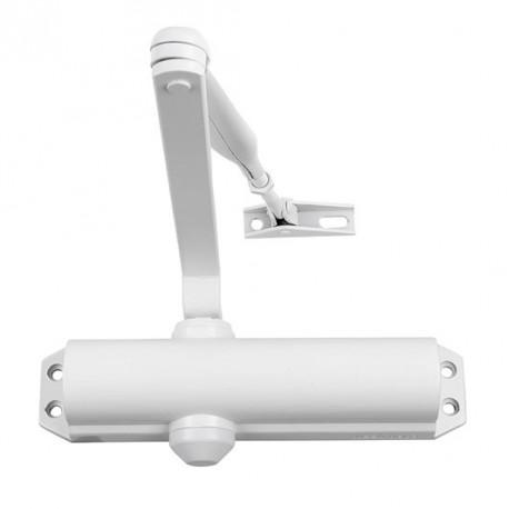 ASSA ABLOY DC120 Samozamykacz + ramię standard EN 2-4, biały