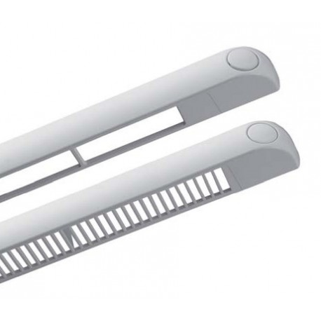 F VENT 1250F Nawiewnik okienny, biały - krótki