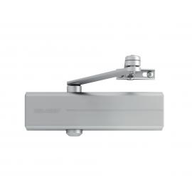 Samozamykacz do drzwi ASSA ABLOY DC140 + ramię standard EN 2-5, srebrny