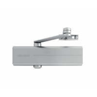 ASSA ABLOY DC140 Samozamykacz + ramię standard EN 2-5, srebrny