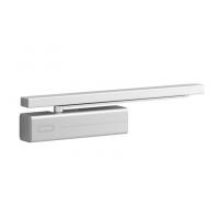 ASSA ABLOY DC500 Samozamykacz z szyną ślizgową EN 1-4, srebrny