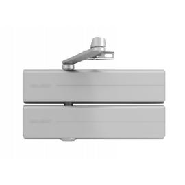 ASSA ABLOY DC300 TANDEM Samozamykacz + ramię standard, EN 7+, srebrny