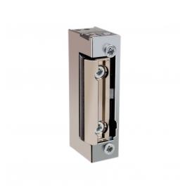 Elektrozaczep JIS 1420RF z blokadą 12V AC/DC radialny