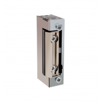 Elektrozaczep JIS 1443RF z pamięcią wewnętrzną i blokadą 12V AC/DC radialny