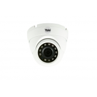 Kamera kopułkowa Yale HD 1080p Biała
