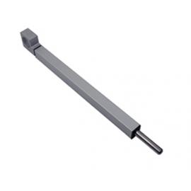 Rygiel drzwiowy zasuwka L-250mm FAPIM ATLAS 3723