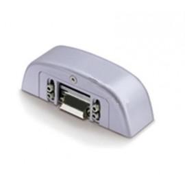 FAPIM 8521 Elektrozaczep antypaniczny rewersyjny,  8-12V DC, srebrny