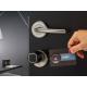 Wkładka elektroniczna LIBRA SMART premium, 40x40, do drzwi zewnętrznych